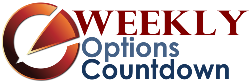 WEEKLY OPTIONS COUNTDOWN